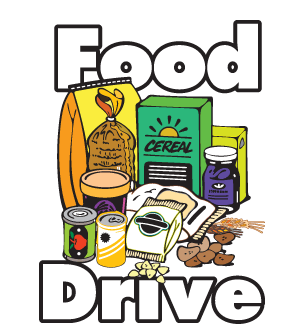 Donate to the CHFHS Holiday Food Drive Competition