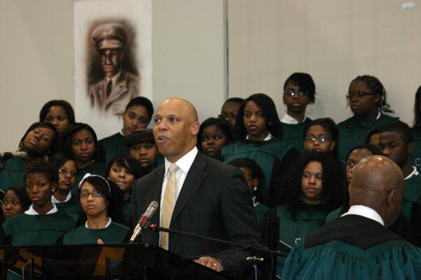 CHFHS Hosts Memorial Service to Honor the Life of Dr. Flowers