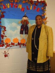 Ms. Floyd: Still Going Strong