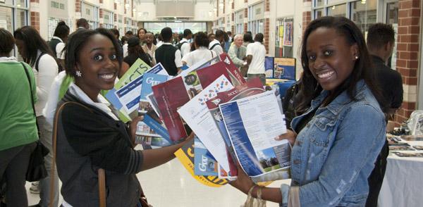 Photo Gallery: CHFHS College Fair