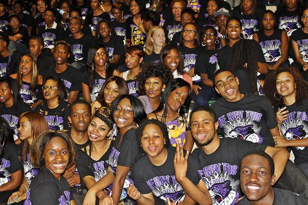 Homecoming 2011 - Class Night Photos