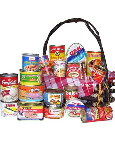 Stuff-a-Bus Canned Food Drive Update - Dec. 1st