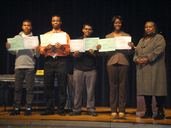 Juniors Compete in Annual Oratorical Competition