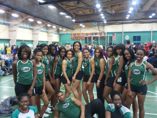 Track Team Moves on to State Championships
