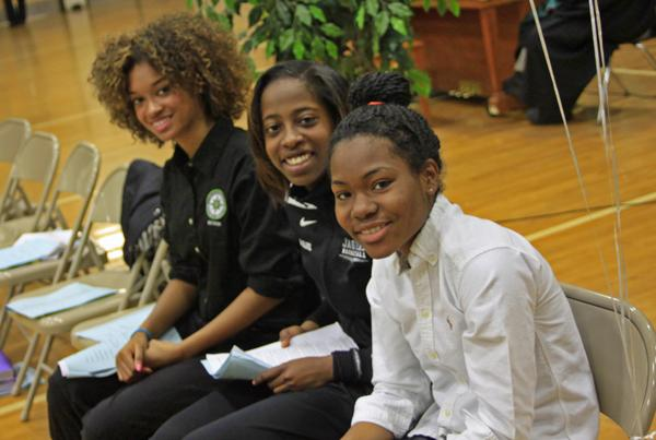 Photo Story: Honor Roll Assembly