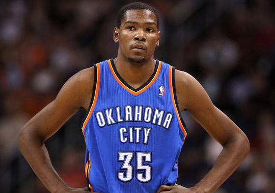 Athlete of the Week: Kevin Durant