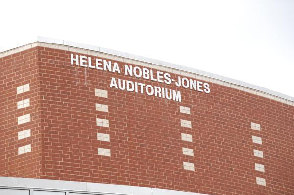 The Performing Arts Auditorium Renamed After Former Principal