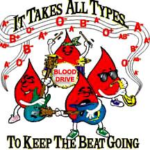 School's Annual Blood Drive