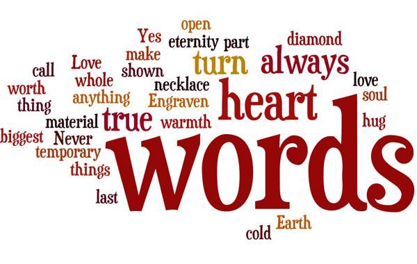 Poem: My Words