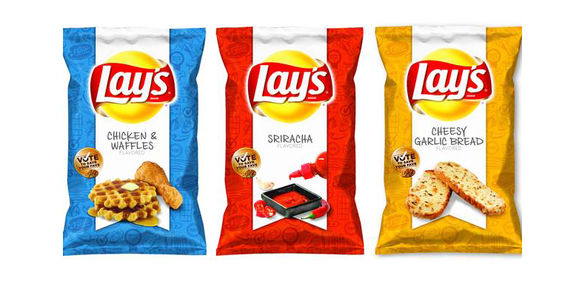 Lay's New Flavored Chips Review