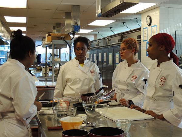 CHFHS Student Chefs Win Scholarships
