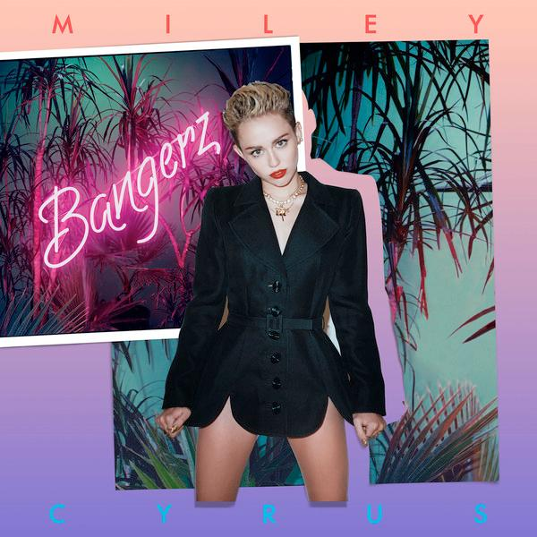 Music Album Release: Miley Cyrus Bangerz