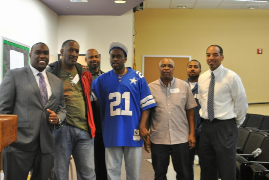 CHFHS+Celebrates+Men+Make+a+Difference+Day