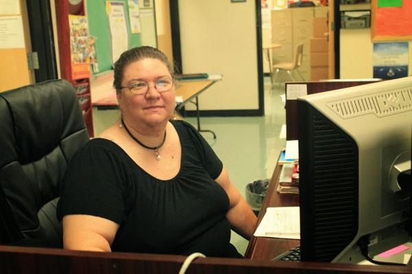 New Secretary Joins Guidance Office Team