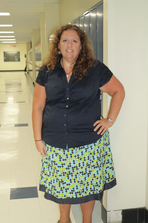 New Spanish Teacher is Welcomed to CHFHS