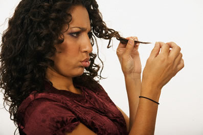 Beauty Tip of the Week: Taking Care of Split Ends