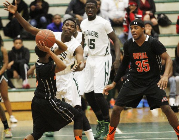 Boykins Dominates; Duval Tigers Varsity Squad Gets Payback for Home Loss to Flowers Earlier this Season