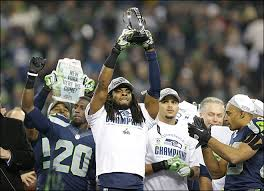 Seattle Seahawks Fly Away with First Super Bowl Title