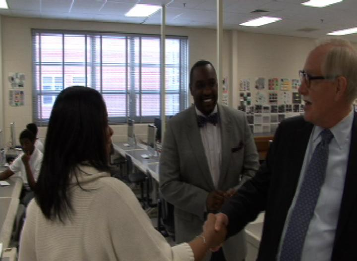 CHFHS+Welcomes+Dr.+Maxwell