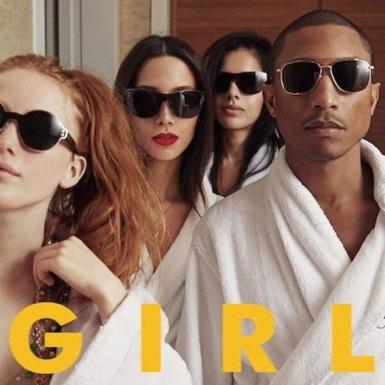 """Pharell Williams Album """"GIRL"""""""