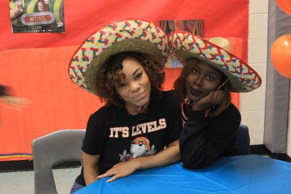 SGA Hosts Hispanic Heritage Month Celebration