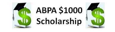 ABPA Harrington/Arthur Memorial Scholarship