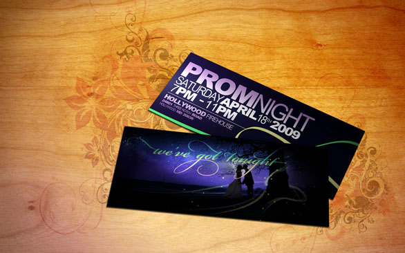 Your Chance To Get a Free Prom Ticket
