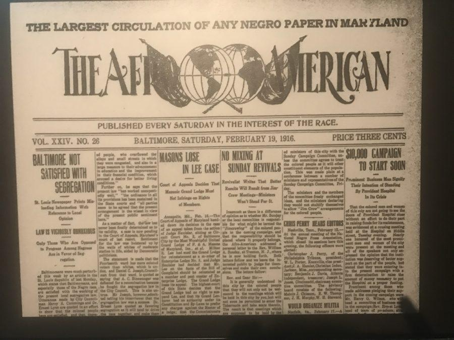 One+of+the+first+produced+African+American+newspaper