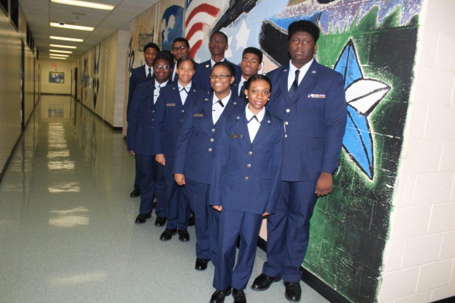 AFJROTC Accomplishments