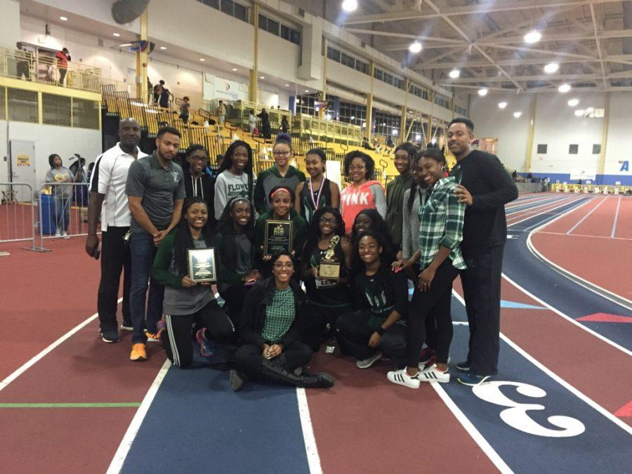 Congratulations to Outdoor Track Team On Their Great Season!!