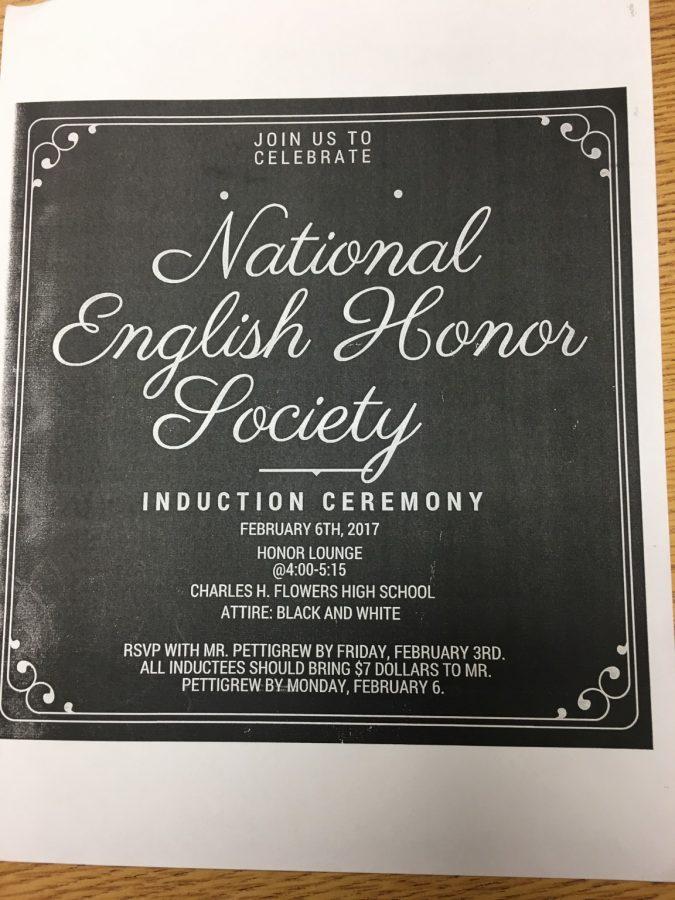 National+English+Honor+Society+Induction+Ceremoy