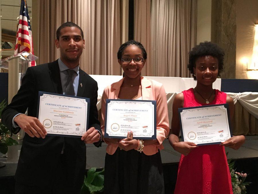 Jaguar+scholarship+recipients