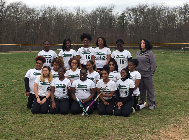 Softball+Junior+Varsity+Spring+Season