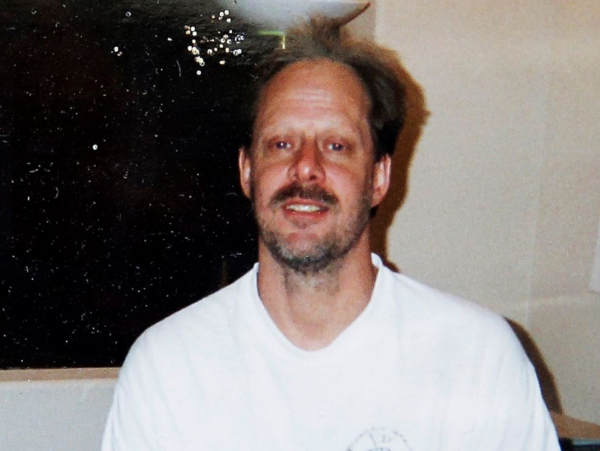An undated picture of Stephen Paddock, Las Vegas Shooter