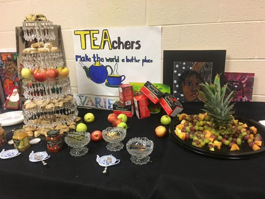 Healthy Choices for Staff