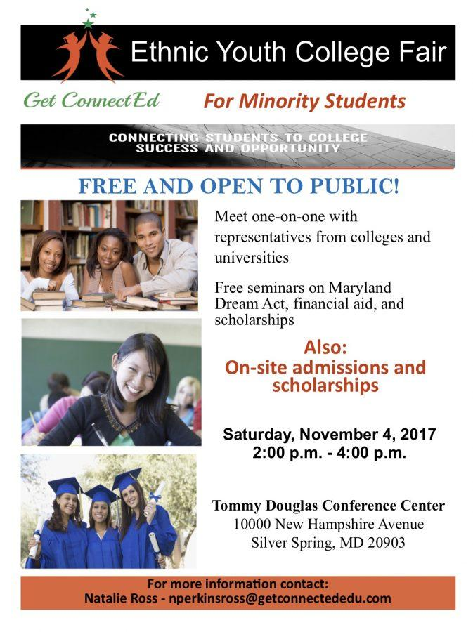 Ethnic Youth College Fair