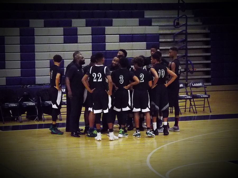 Basketball+Scrimmage+against+Patuxent