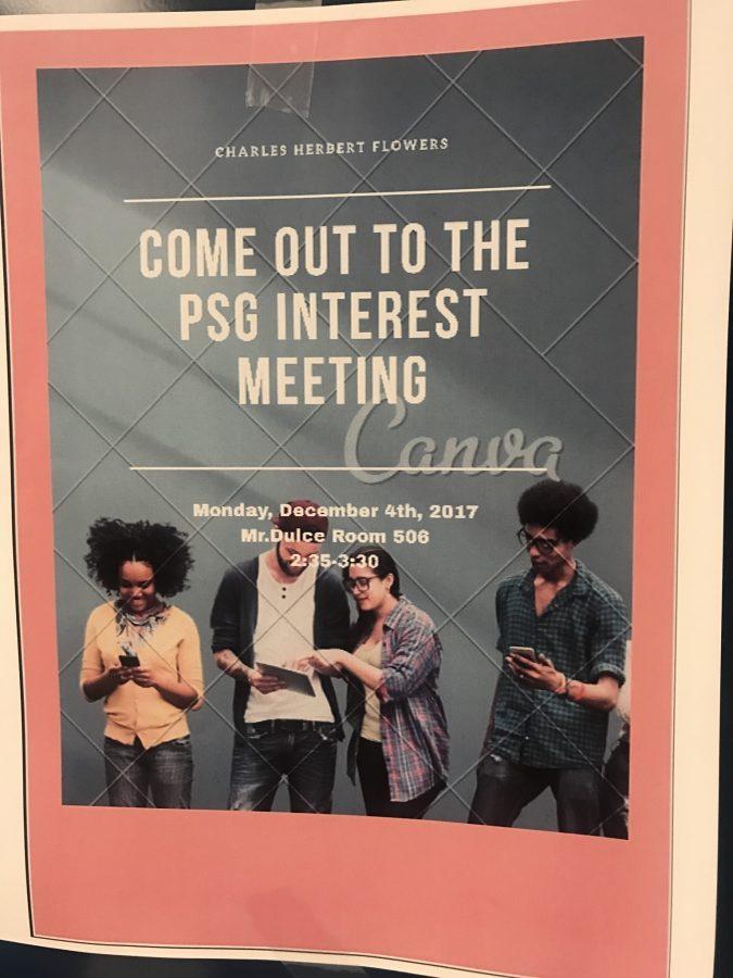 PSG Interest Meeting