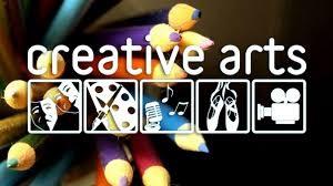 No Creative Arts Club This Week!