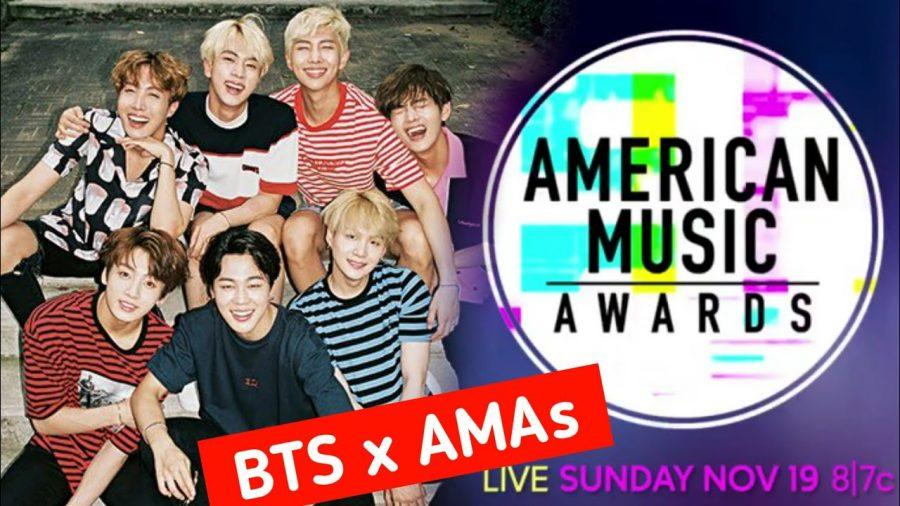 BTS+PERFORMED+LIVE+AT+THE+AMAs%21%21%21