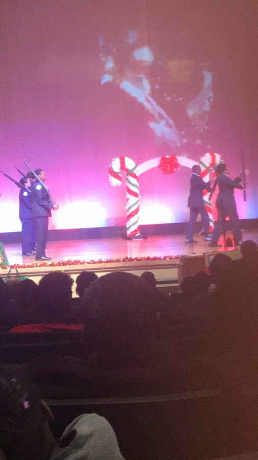 Toy soldiers Winter concert