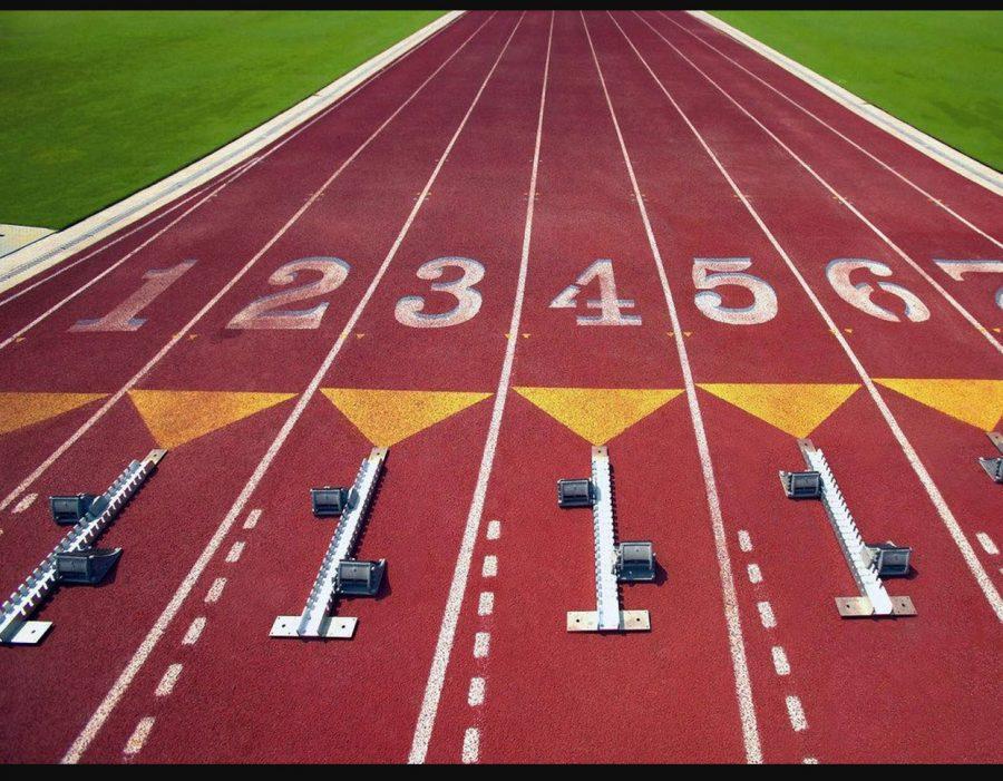 Track Meet!