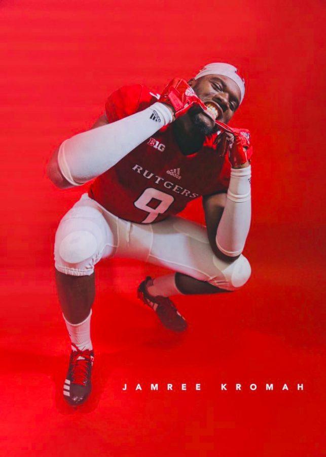 Jamree Kromah's Commitment to Rutgers!