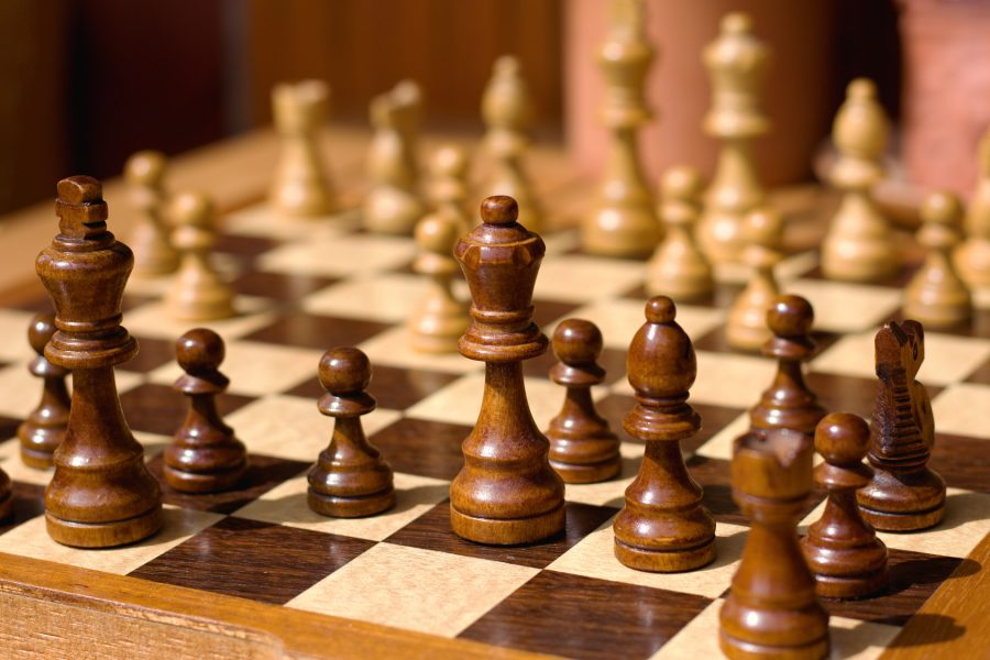Chess%3A+Behind+the+Board