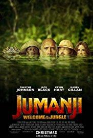 Jumanji: Welcome to the jungle!!!!! NEW MOVIE