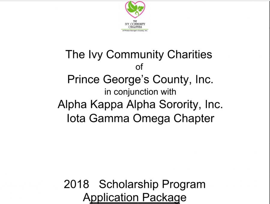 Scholarship Oppurtunity