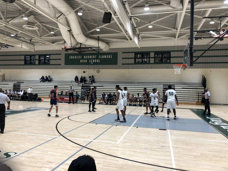 Flowers Varsity Basketball Crushes Bowie