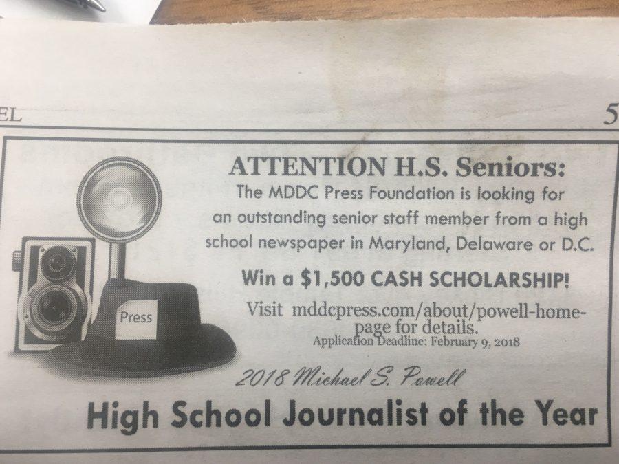 High+School+Journalist+of+the+Year