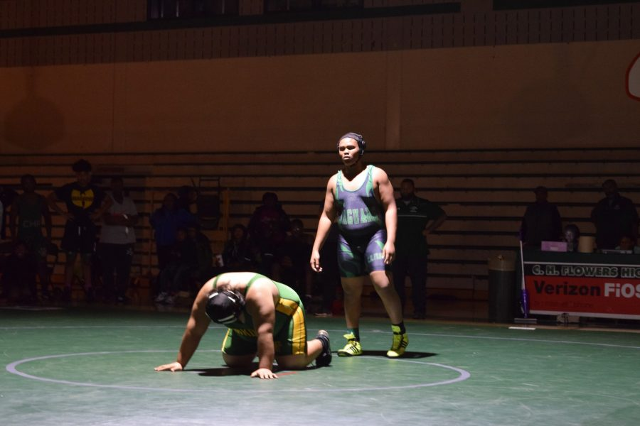 Jaguars+Wrestling+Team+Falls+to+Parkdale