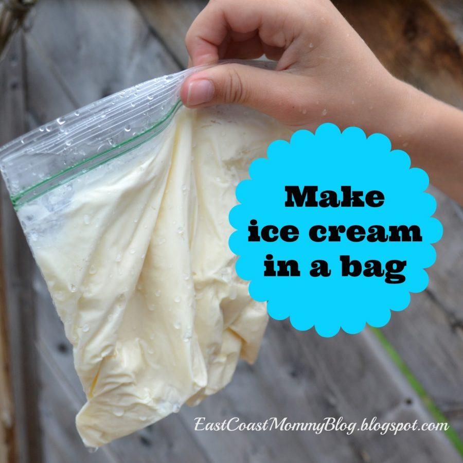 Homemade Ice Cream!